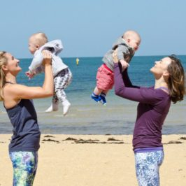 Balancing your babe with your biz