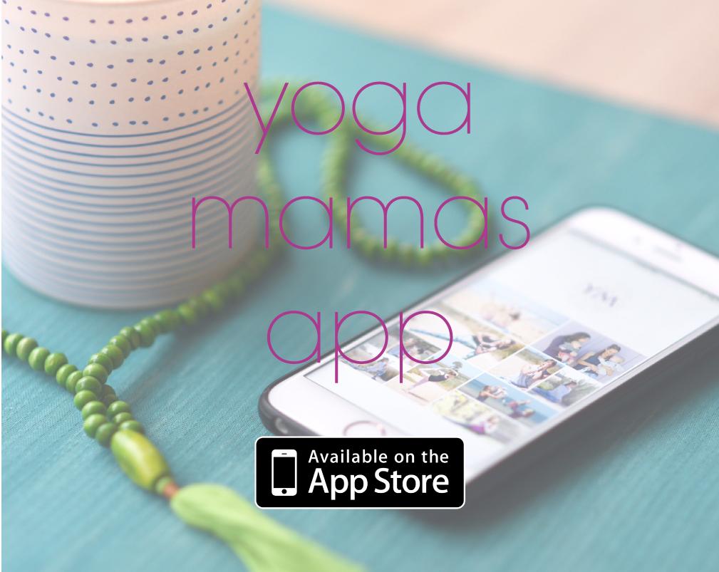 yoga mamas iphone app