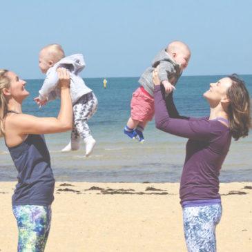The strength of motherhood