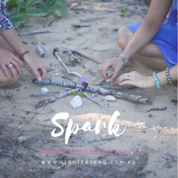 What's on Townsville : Spark Rising Women's Circle 31 March 17
