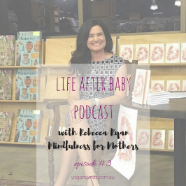 Self Care and Meditation with Rebecca Ryan (LAB #03)